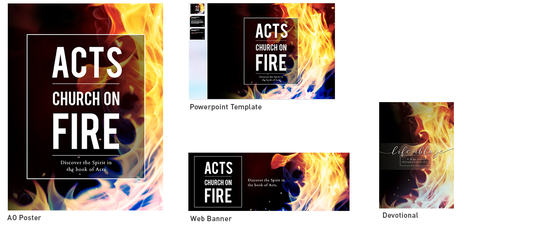 Acts Church On Fire Common Resources